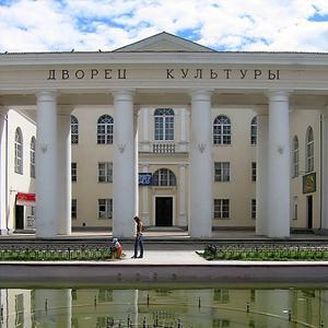 Дворцы и дома культуры Ижморского