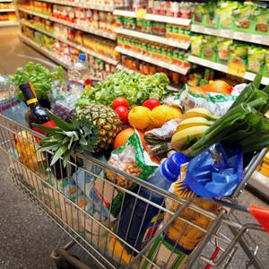 Магазины продуктов Ижморского