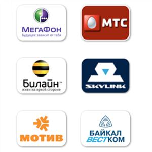 Операторы сотовой связи Ижморского