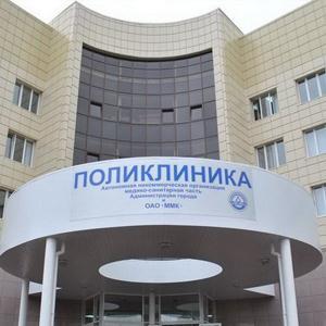 Поликлиники Ижморского