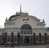 Железнодорожные вокзалы в Ижморском