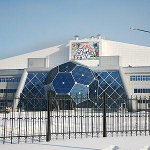 Спортивные комплексы Ижморского