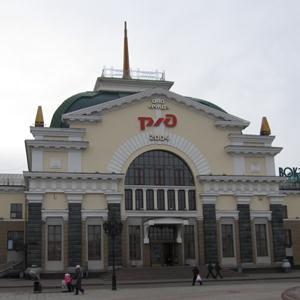 Железнодорожные вокзалы Ижморского